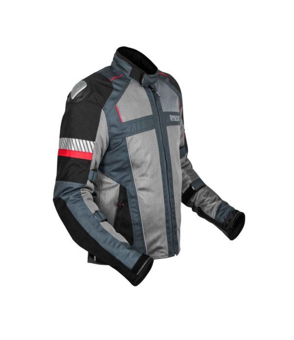 Rynox Storm EVO Jacket (Knight Grey)