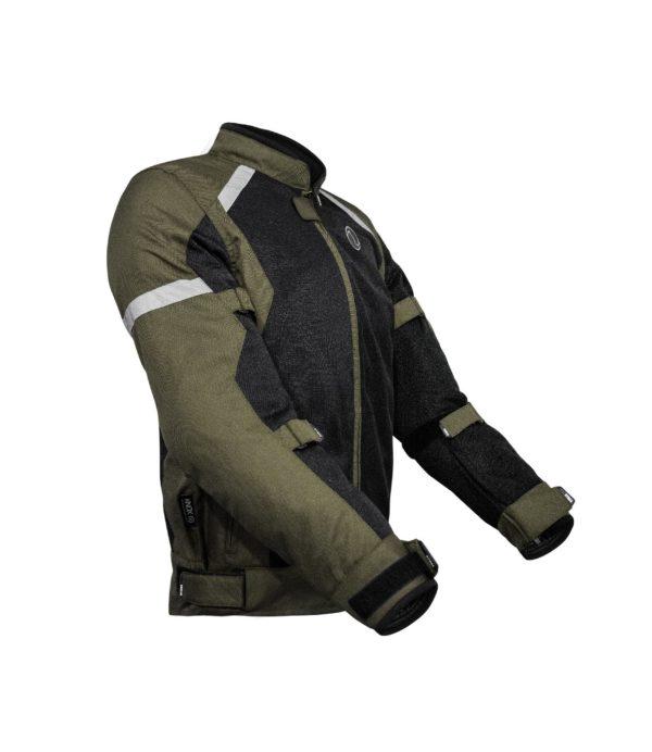Rynox Urban Jacket Battle Green