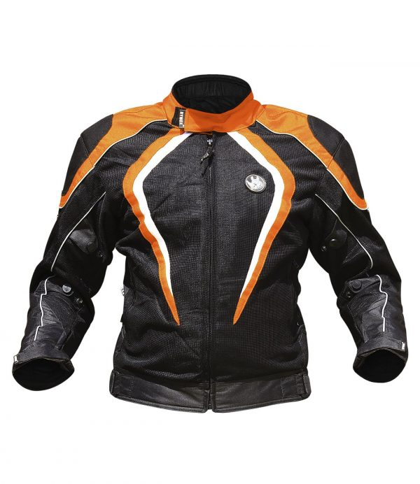 Rynox Tornado Pro L2 Jacket (Orange)