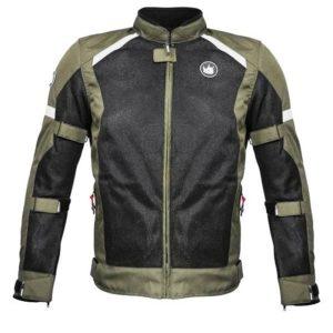 Rynox Urban Jacket Green