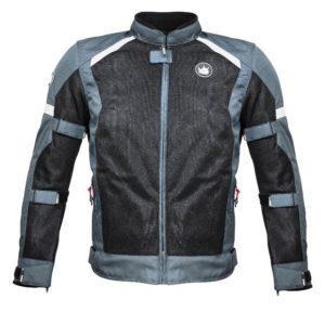 Rynox Urban Jacket Grey