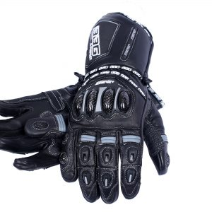 BBG RACER GLOVES – BLACK