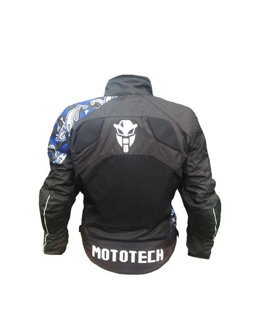 MT-scrambler air jacket - 1