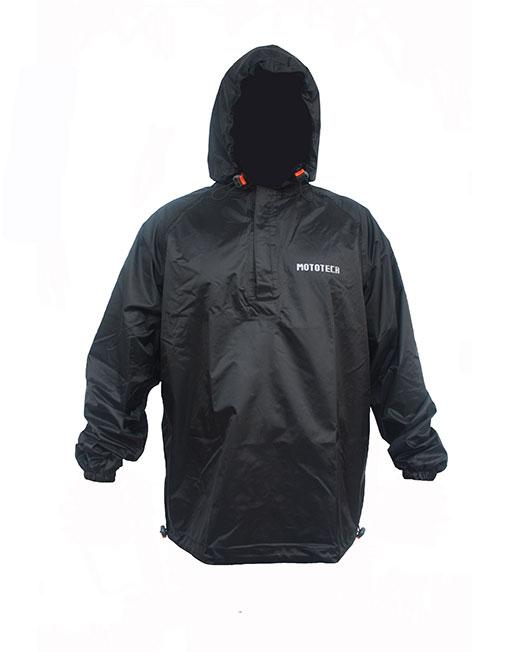 MotoTech Hurricane Rain Overjacket