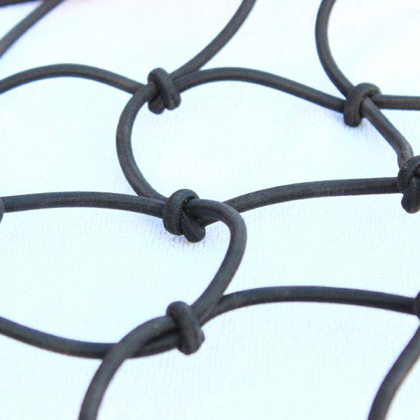 MOTOTECH Metal Hook Bungee Net – 4mm 3