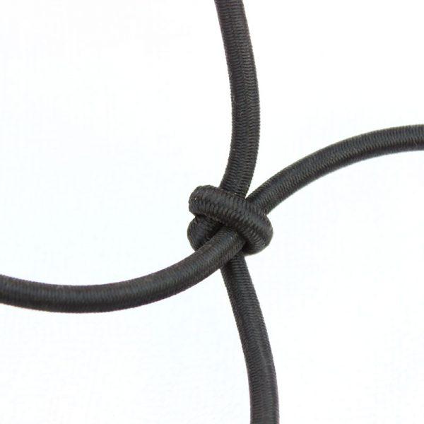 MOTOTECH Metal Hook Bungee Net – 4mm 4