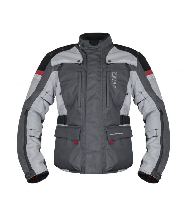 Rynox Stealth Evo Jacket Grey