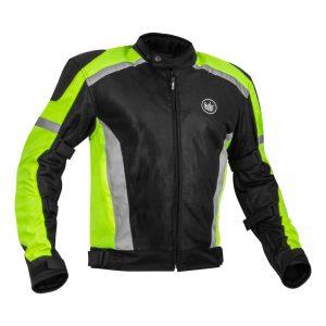 Rynox Helium Jacket Green