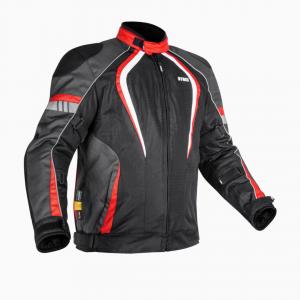 Rynox Tornado Pro 3 Jacket Red