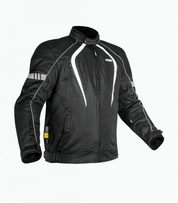Rynox Tornado Pro 3 Jacket Black