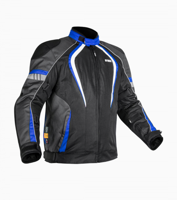 Rynox Tornado Pro 3 Jacket Blue