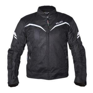 Solace Rival Urban Jacket Black