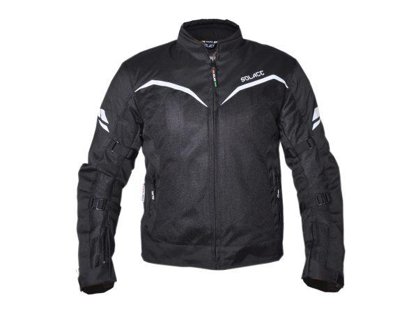 Solace Rival Urban Jacket Black