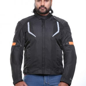 ZEUS RAPTOR JACKET ORANGE
