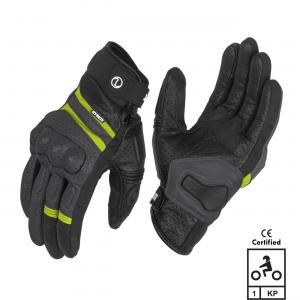 Rynox Air GT Green Gloves