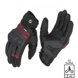 Rynox Air GT Red Gloves