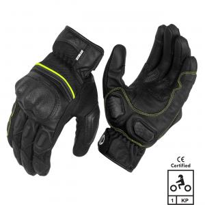 Rynox Tornado Green Gloves