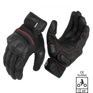 Rynox Tornado Pro Red Gloves