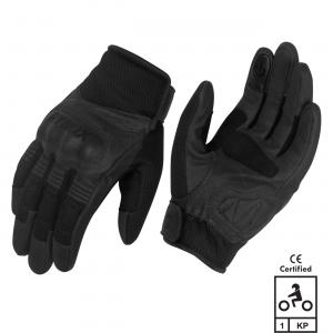 Rynox Urban Black Gloves