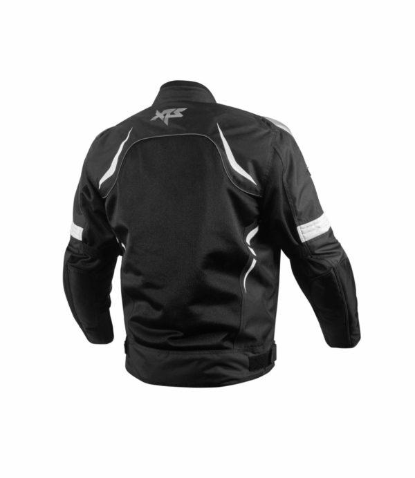 XTS Dynamo Riding Jacket- Black White