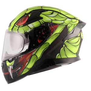 Axor Apex Venomous – Matt Green