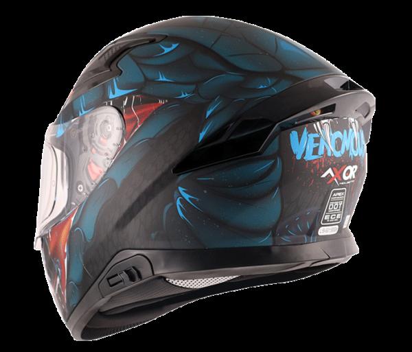 Axor Apex Venomous – Matt Blue