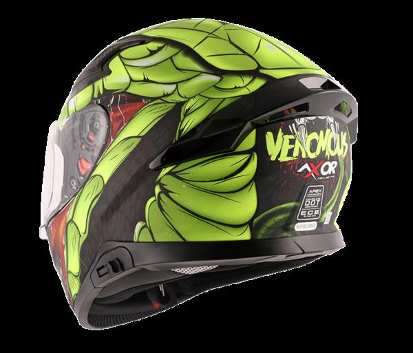 Axor Apex Venomous – Matt Green
