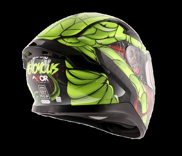 Axor Apex Venomous – Gloss Green