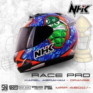 NHK Race Pro Karel