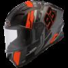 MK Stellar 93 Swank Matt Anthracite Orange