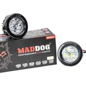 MADDOG Scout Auxiliary lights