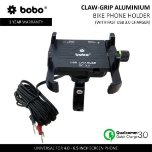 BOBO Claw Grip with charger
