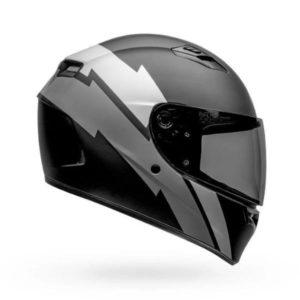 Bell Qualifier Raid Matt Black Grey Helmet