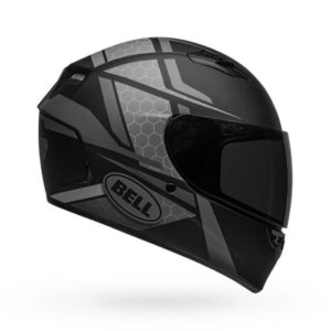 Bell Qualifier Flare Matt Black Grey Helmet
