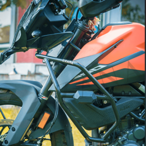 KTM 390 ADV CRASH GUARD WITH SLIDER - ZANA
