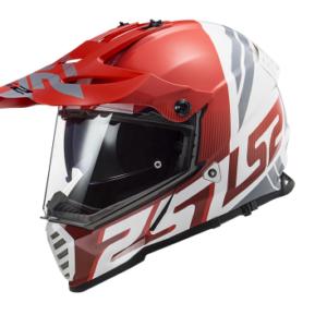 LS2 PIONEER EVO MX436 EVOLVE RED