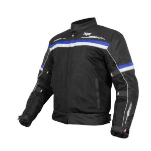 XTS Airhead Riding Jacket – Black Blue