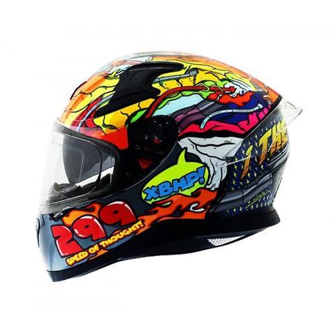AXOR Apex xBHP Speed of Thought Helmet