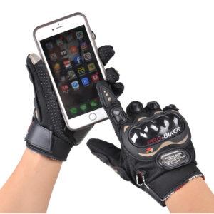 Pro Biker Touch Screen Gloves