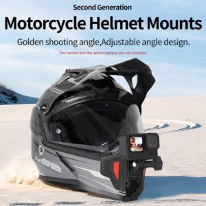 Telesin Helmet Chin Mount V 3.0