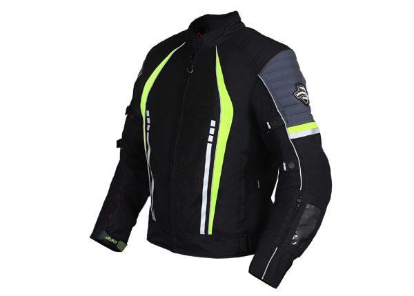 BBG Voyager Jacket Neon