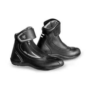 Raida Tourer Motorcycle Boots (Grey)