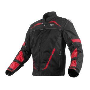 XTS Dynamo Riding Jacket – Black Red