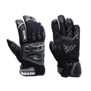 TBG FLAIR Riding Gloves - Grey