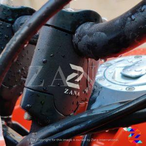 HANDLEBAR RISER FOR KTM ADV 390 - ZANA