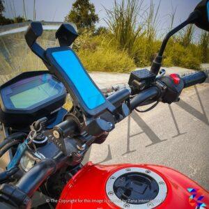 ZANA GPS MOUNT XPULSE 200